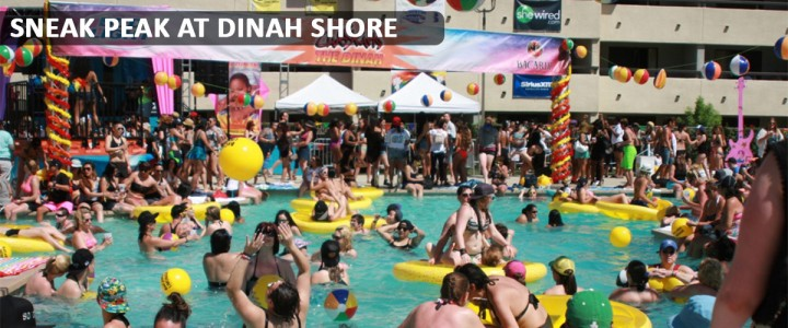 SNEAK PEEK INTO DINAH SHORE WEEKEND 2016